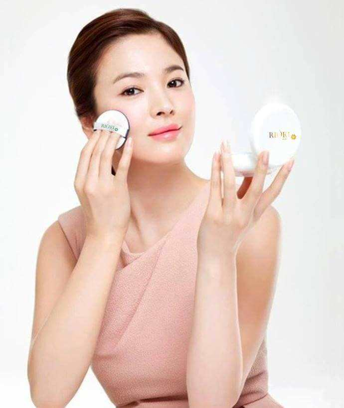 Ưu điểm nội bật của phấn phủ Hàn Quốc Riori Powder Pact so với các loại phấn khác trên thị trường