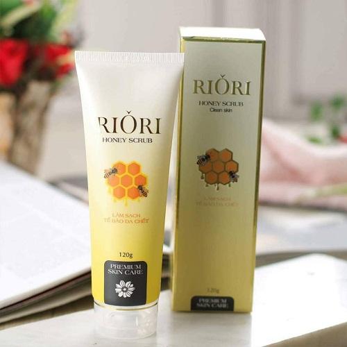 Tẩy Tế Bào Chết Honey Scrub Riori