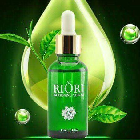 Serum Dưỡng Trắng Da Mặt Whitening Serum Riori